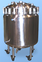 image of jacketed reactor